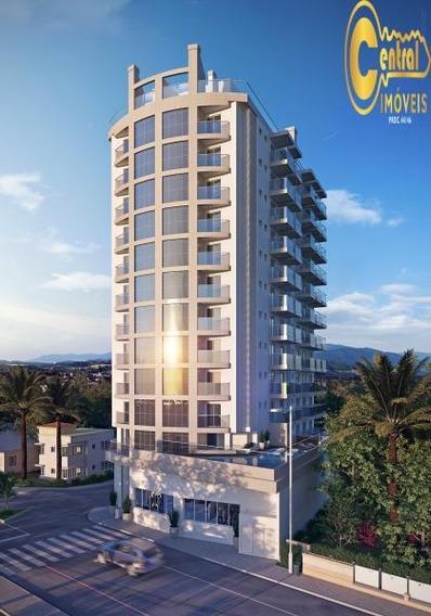 Apartamento Com 3 Dormitório(s) Localizado(a) No Bairro Praia De Itajuba Em Barra Velha / Barra Velha - 287