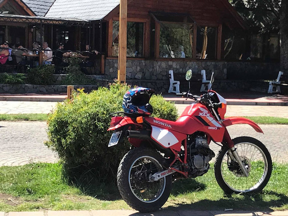 Honda Honda Xlx 350 R