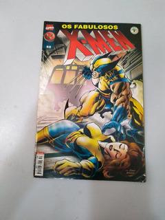 Hq Abril Gibi X-men Edição Nº 52 Marvel