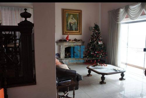 Imagem 1 de 7 de Sobrado Com 3 Dormitórios,  Sendo 3 Suites E 3 Vagas De Garagem  À Venda, 356 M² Por R$ 1.320.000 - Parque Dos Príncipes - São Paulo/sp - So5771