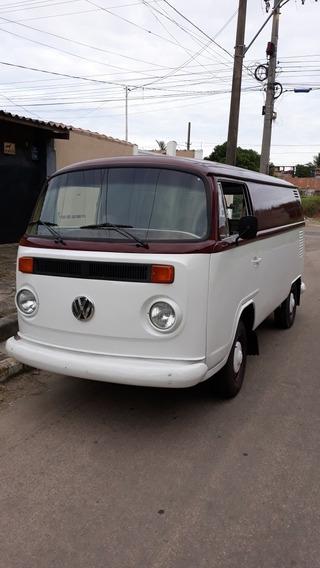 Volkswagen Kombi Furgão 1988
