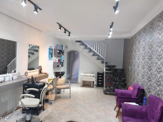 Salão De Beleza No Tatuapé/anália Franco - Vendo Completo