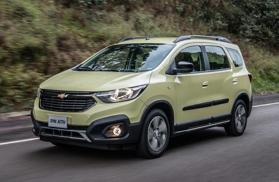 Chevrolet Spin 1.8 Ltz 7as At 2019 0km Jb