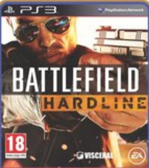 Battelfield Hardline Play 3 Jogo Em Promoção Comprar