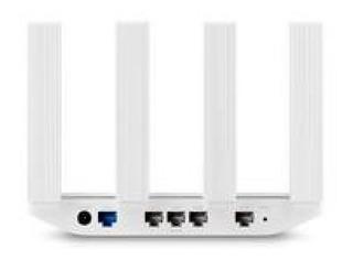 Router Wifi Ws5200 Huawei Gigabit Doble Banda 1200mbps