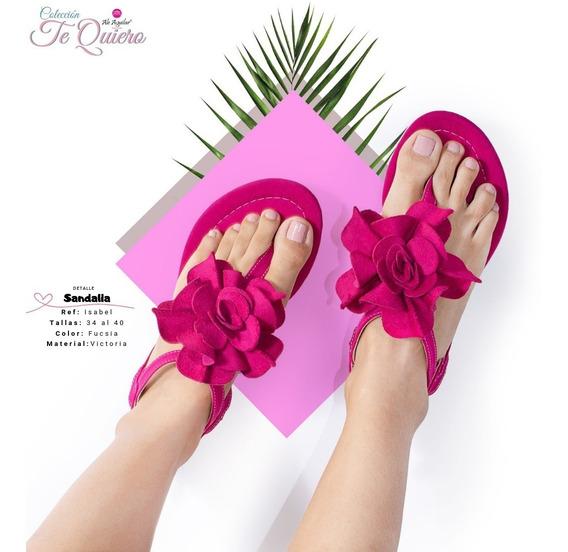 Sandalias Para Mujer Tallas Desde 34 Hasta 40