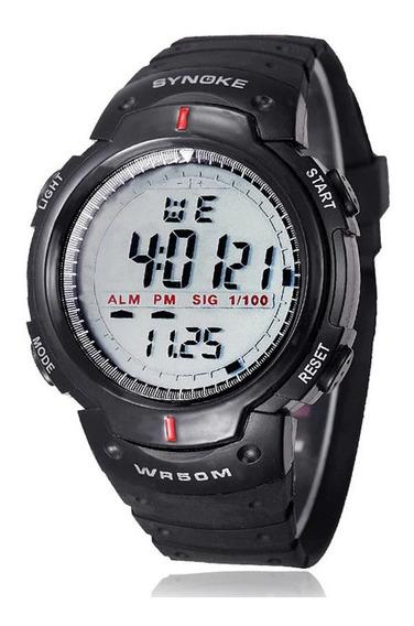 Relógios Masculinos Calendário E Alarme