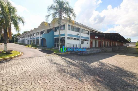 Barracão Para Alugar, 7400 M² Por R$ 72.000/mês - Hauer - Curitiba/pr - Ba0011