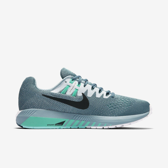 Zapatillas Mujer Nike Air Zoom Structure 20 Running Correr