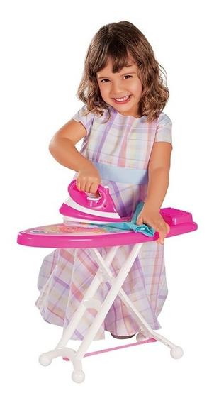 Ferro De Passar Infantil Fashion Com Tábua - Mercotoys