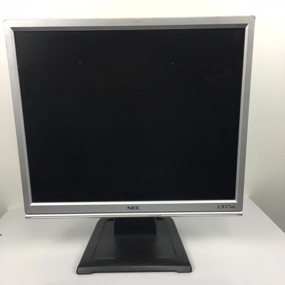 Monitor Nec 17 Lcd Usado (6272)