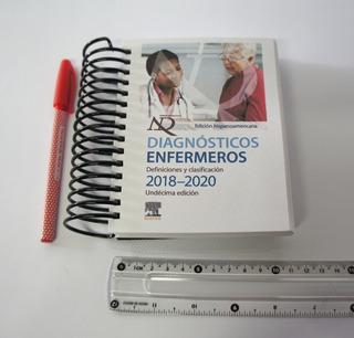 Nanda 2018 2020 Diagnosticos Enfermeros Bolsillo Envio Grati