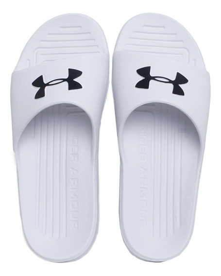 Ojotas Under Armour Ua Core Hombre Bl/bl