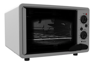 Forno Elétrico 45 Litros De Bancada 220v Venax Luxo Branco
