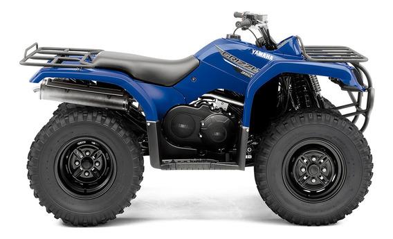 Moto 4 Ruedas Yamaha Grizzly 350a - Descuento En Efectivo