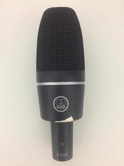 Microfone Akg C3000