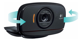 Webcam Camera Logitech C525 720p 360º Dobravel Notebook