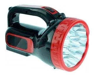 Lanterna Portátil 18 Leds De Alto Brilho Ss-6118