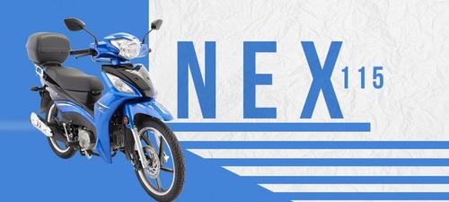 Haojue Nex 115 Fi 0km 2022