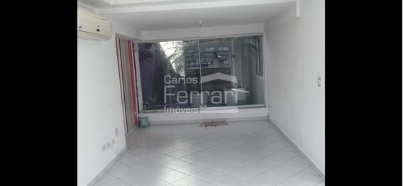Sobrado Comercial Para Locação R$ 3.500,00 - Cf22930