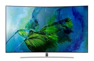 """Smart TV Samsung curvo 4K 55"""" QN55Q8CAMGXZS"""