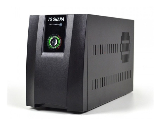 Nobreak 1400va Bivolt Ups Compact Pro 6 Tomada 4430 Ts Shara