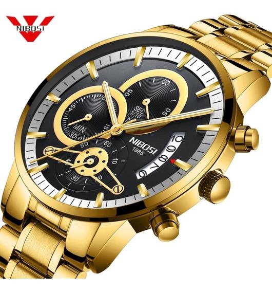 Relógio Nibosi Original 2309
