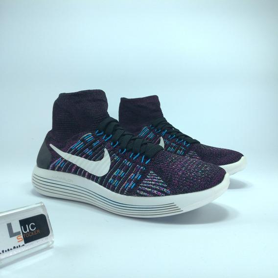 Tênis Nike Lunarepic Flyknit Mid Tam. 34 Original