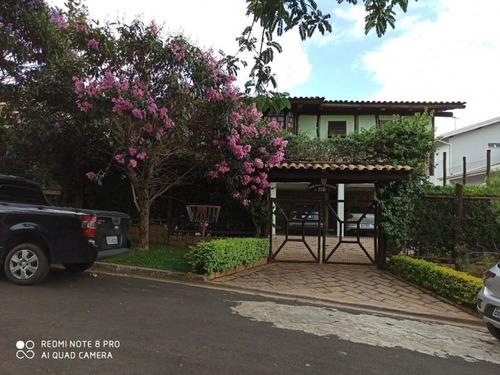Casa Com Piscina, Cond. Cafezal Vi - Itupeva - Ca0030