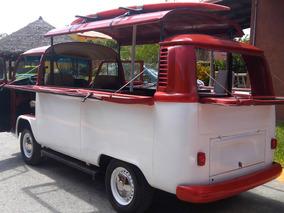 Recupera Tu Inversión Con Combi Food Truck