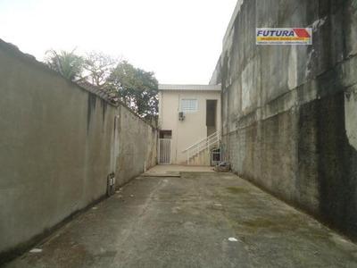 Casa Residencial Para Locação, Esplanada Dos Barreiros, São Vicente. - Ca0237