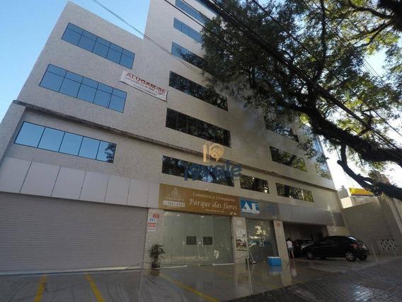 Sala Para Alugar, 61 M² Por R$ 2.160/mês - Jardim São Dimas - São José Dos Campos/sp - Sa0179