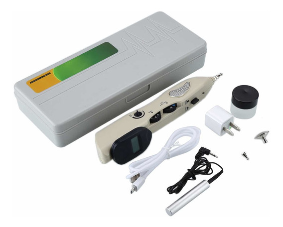Pointer Electroestimulador Personal Acupuntura
