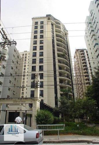 Imagem 1 de 15 de Apartamento À Venda, 93 M² Por R$ 1.080.000,00 - Moema - São Paulo/sp - Ap3850