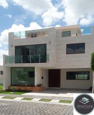 Casa En Venta Parque Veneto-lomas De Angelopolis $8,000,000