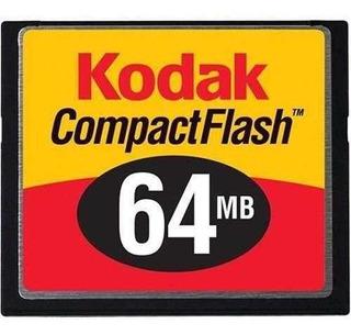 Compactflash Card, 64mb, Kodak