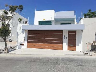Casa Nueva En Renta En Montes Azules, Tuxtla Gutiérrez