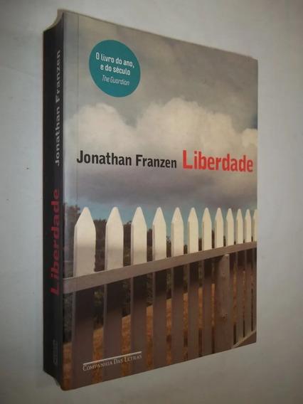 Livro - Jonathan Franzen - Liberdade - Literatura Estrangeir