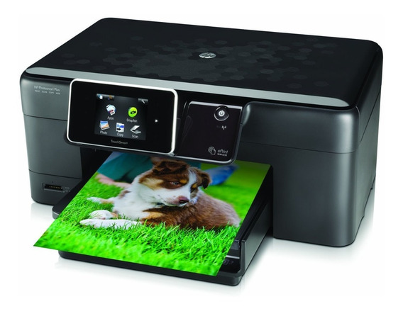 Impressora Multifuncional Hp Photosmart S/ Cartucho A8405