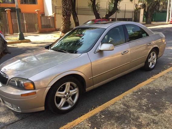 Lincoln Ls Sedan Piel At 2000