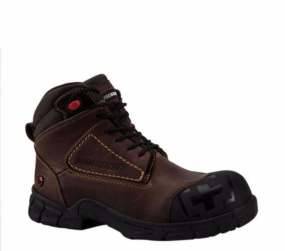 Bota Swiss Brand 0701~ Hombre Casco ~ Envío Gratis ~169492