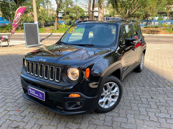 Jeep Renegade 1.8 Longitude Automático