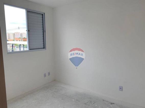 Apartamento Com 2 Dormitórios À Venda, 42 M² Por R$ 175.000,00 - Parque Santa Rosa - Suzano/sp - Ap0297