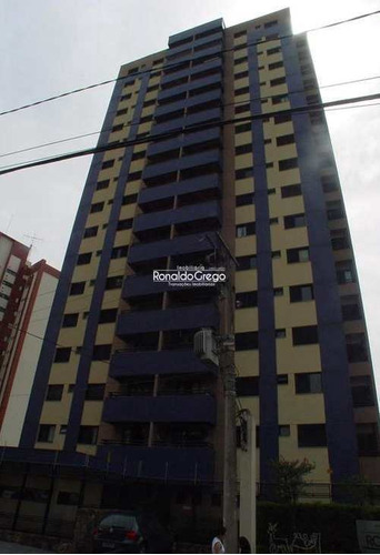 Apartamento Com 3 Dorms, Jardim Vila Mariana, São Paulo - R$ 1.1 Mi, Cod: 3066 - V3066