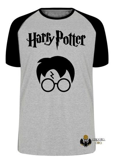 Camiseta Blusa Plus Size Harry Potter Bruxo Magico Varinha