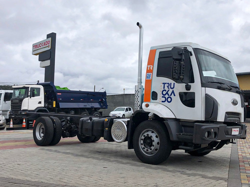 Ford Cargo 1723 Toco 4x2 2015 No Chassi=volks,volvo,mb,vw,vm