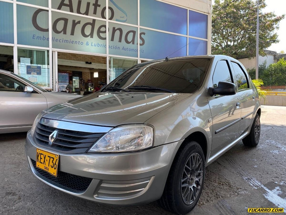 Renault Logan Expression 1.6 Cc