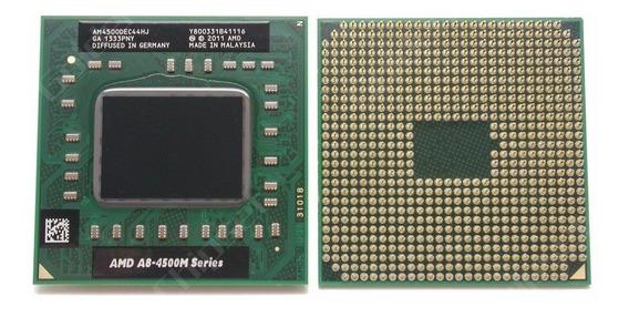 Processador A8 4500m A8 4500 Amd Fs1 1900mhz Up 2800mhz Novo