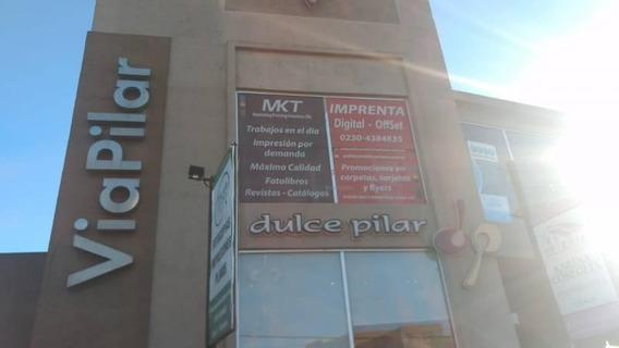 Local Alquiler En Shopping Via Pilar