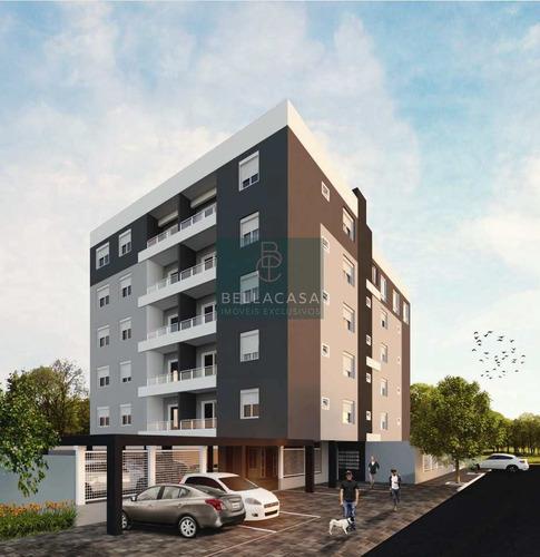 Imagem 1 de 10 de Apartamentos Com 2 Dorms, Centro, Ivoti - R$ 248 Mil, Cod: 107 - V107